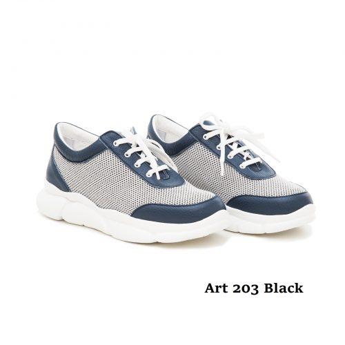 Women Shoes Art 203 Black