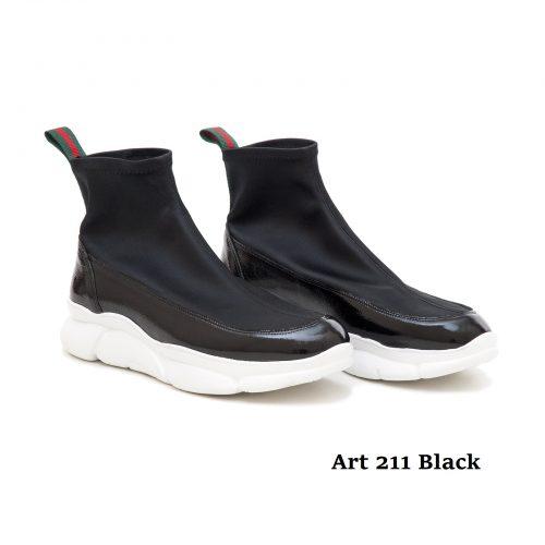 Women Shoes Art 211 Black