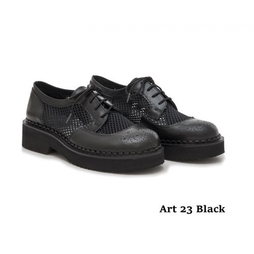 Women Shoes Art 23 Black