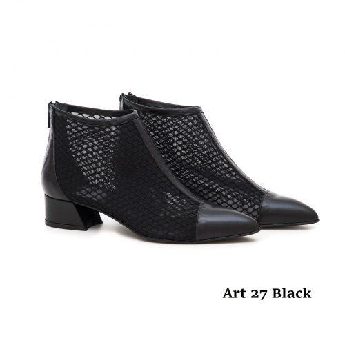 Women Shoes Art 27 Black