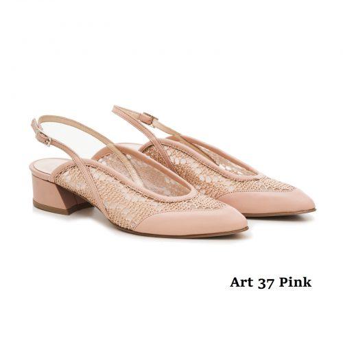 Women Shoes Art 37 Pink