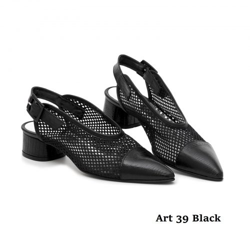 Women Shoes Art 39 Black