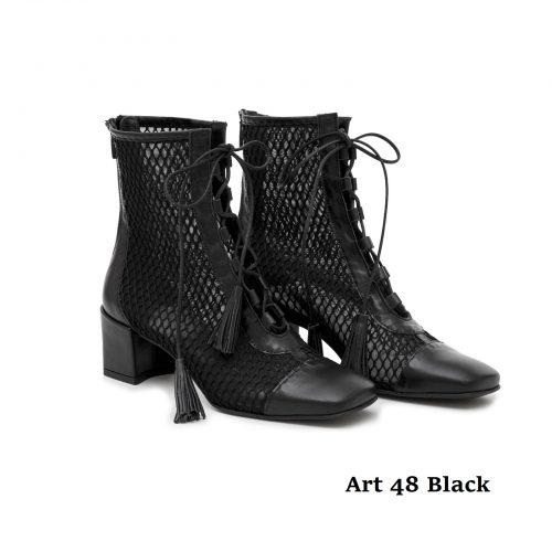 Women Shoes Art 48 Black