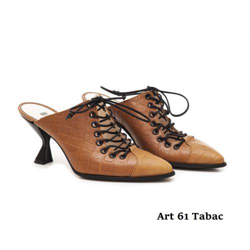 Women Shoes Art 61 Tabac