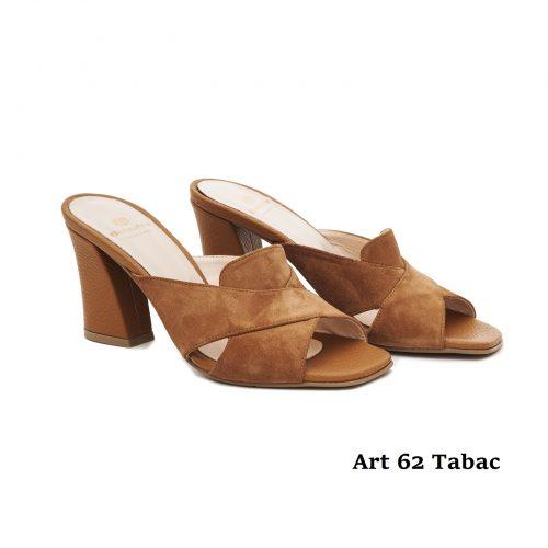Women Shoes Art 62 Tabac