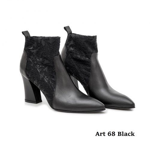 Women Shoes Art 68 Black