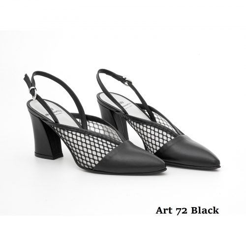 Women Shoes Art 72 Black