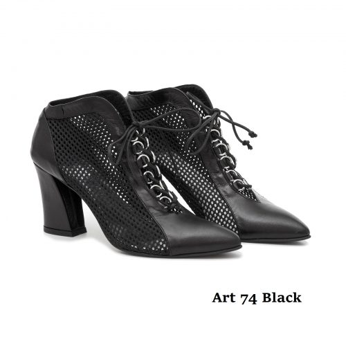 Women Shoes Art 74 Black