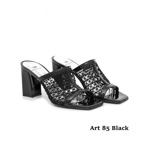 Women Shoes Art 85 Black