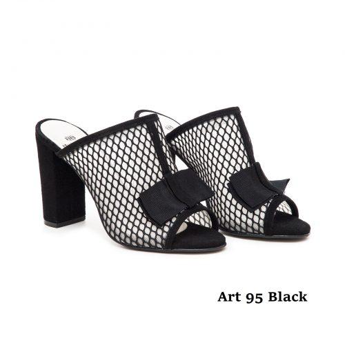 Women Shoes Art 95 Black
