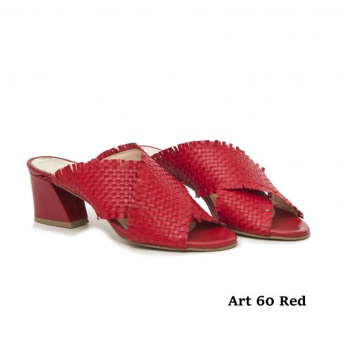 Women shoes Art 60 Red