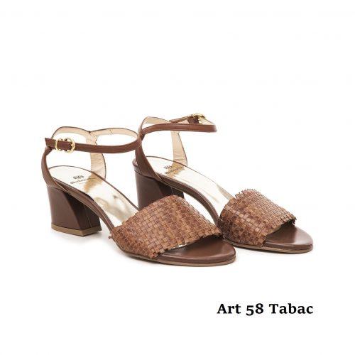 Women shoes Art 58 Tabac