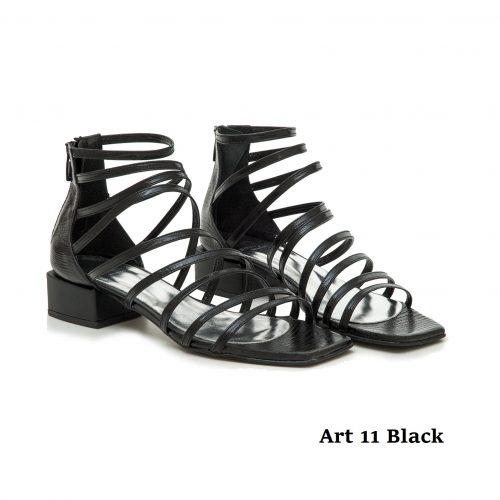 Women shoes Art 11 Black