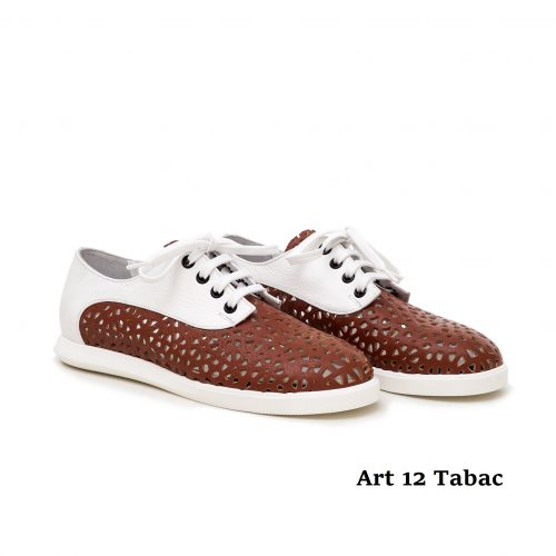 Women shoes Art 12 Tabac