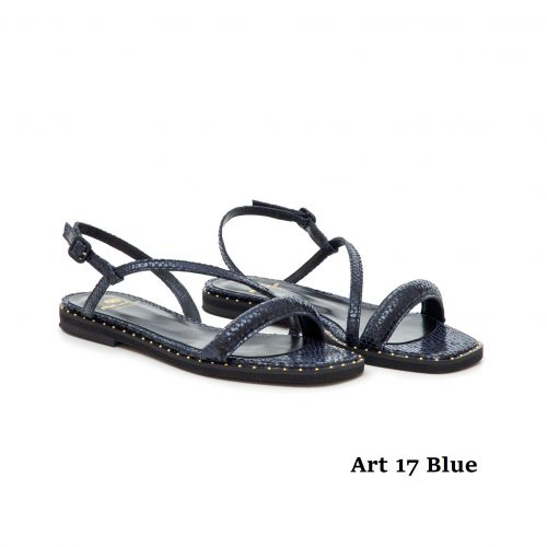 Women shoes Art 17 Blue