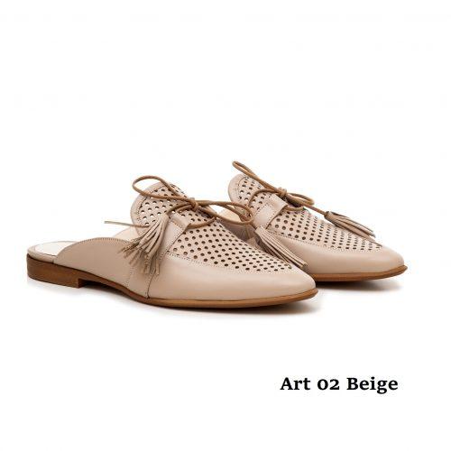 Women shoes Art 02 Beige