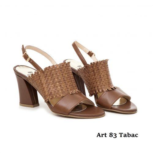 Women shoes Art 83 Tabac