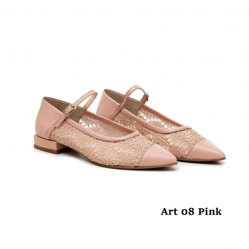Women shoes Art 08 Pink