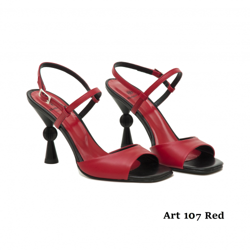 Women shoes Art 107 Red