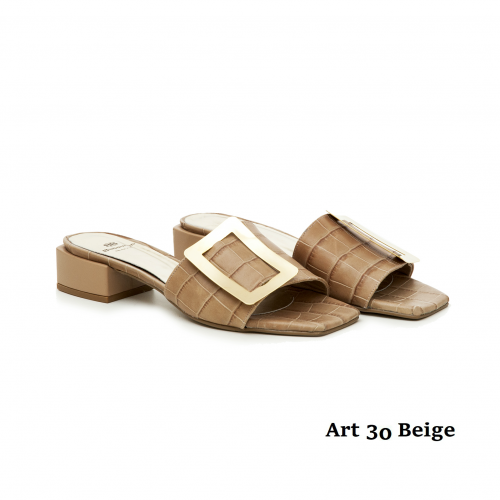 Women shoes Art 30 Beige