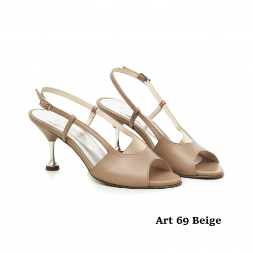 Women shoes Art 69 Beige
