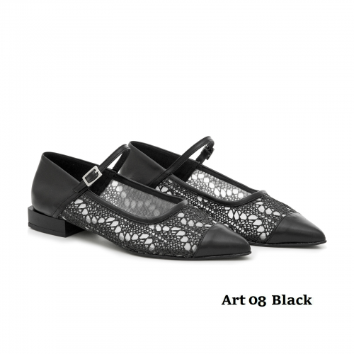 Women shoes Art 08 Black