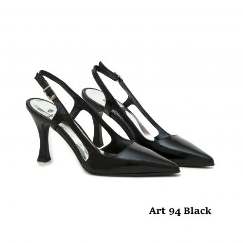 Women shoes Art 94 Black