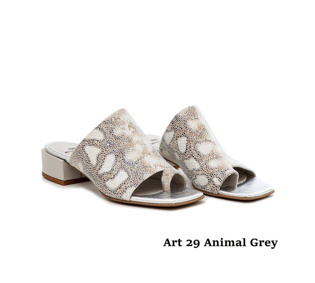 Women Shoes 29 Animal Grey