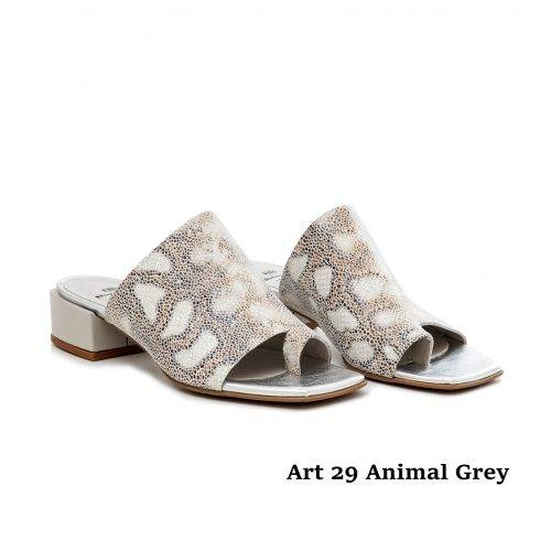 Women Shoes 29 Animal Grey