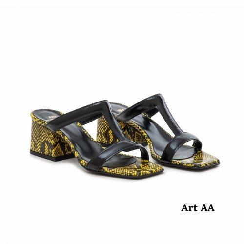 Women Shoes Art AA