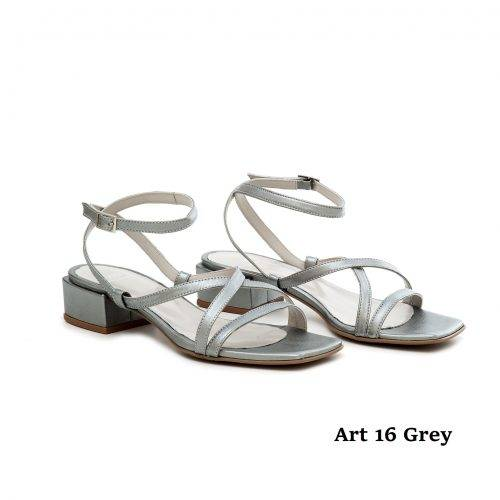 Women Shoes Art 16 Grey