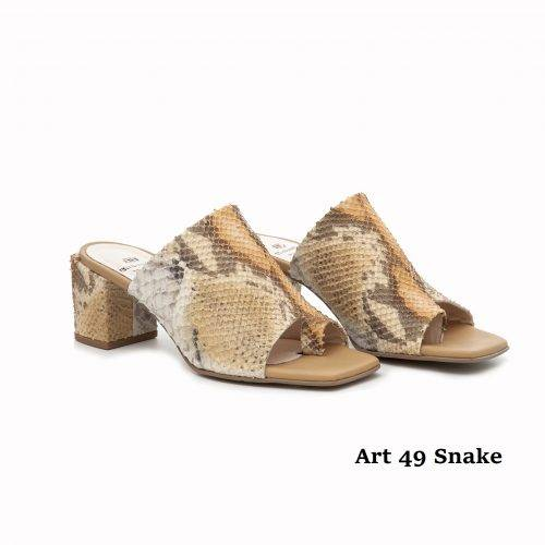 Women Shoes Art 49 Snake