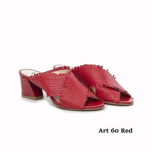 Women Shoes Art 60 Red
