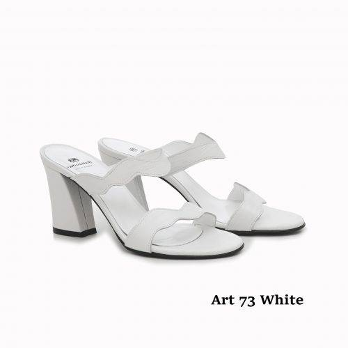 Women Shoes Art 73 White