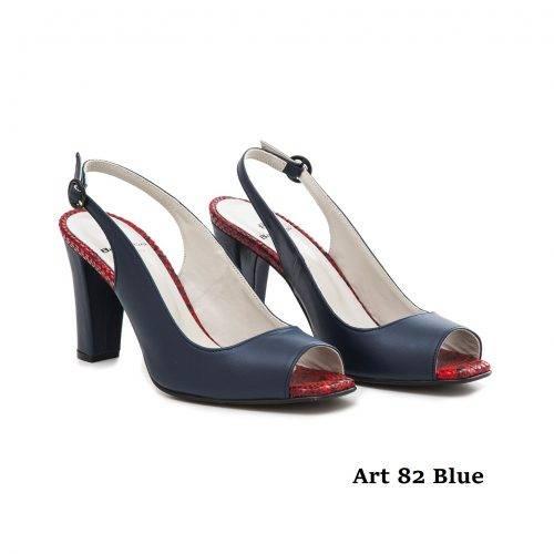 Women Shoes 82 Blue