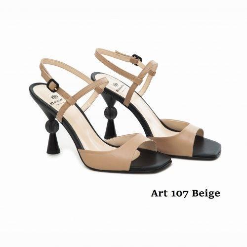 Women Shoes Art 107 Beige