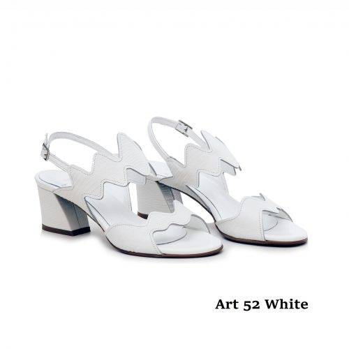 Women Shoes Art 52 White