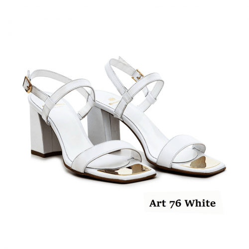 Women Shoes Art 76 White
