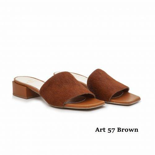 Women Shoes Art 57 Brown