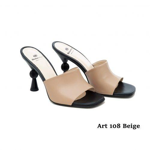 Women Shoes Art 108 Beige