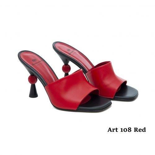 Women Shoes Art 108 Red