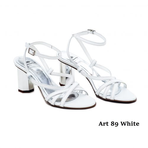 Women Shoes Art 89 White