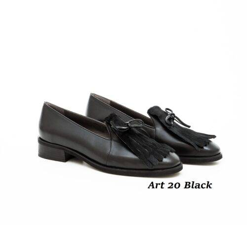 Women Shoes Art 20 Black