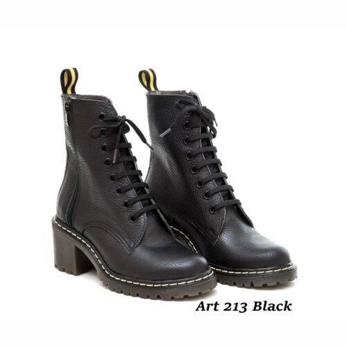 Women Shoes Art 213 Black