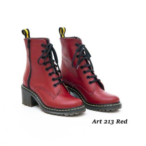 Women Shoes Art 213 Red