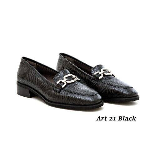 Women Shoes Art 21 Black