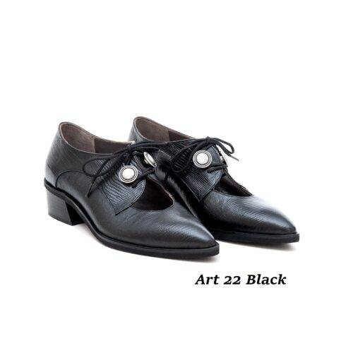 Women Shoes Art 22 Black