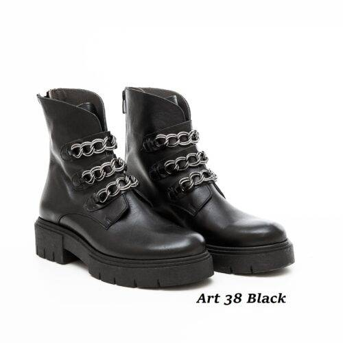 Women Shoes Art 38 Black