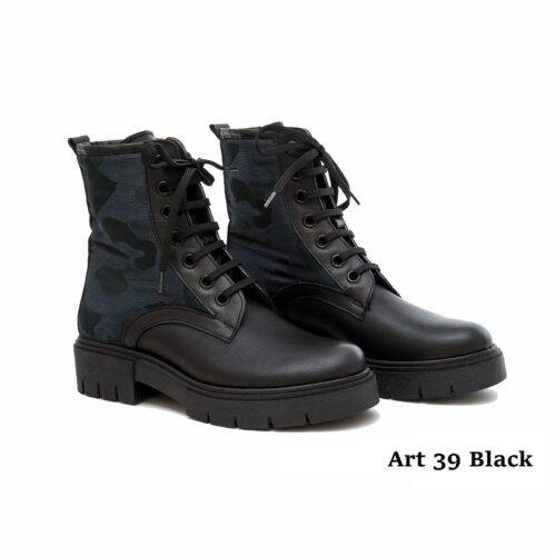Women Shoes Art 39 Black