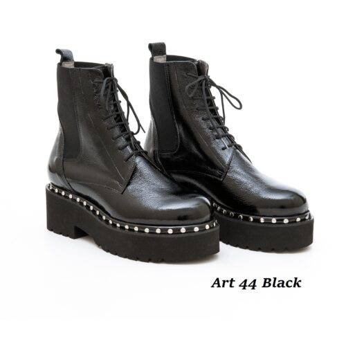 Women Shoes Art 44 Black